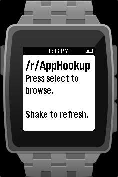 AppHookup screenshot 1