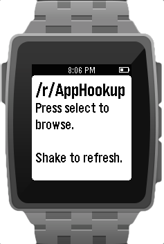 AppHookup screenshot 1